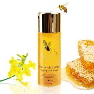 THE YEON Jeju Canola Honey Wrapping Multi Cream 100ml