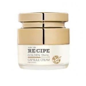 RE:CIPE Golden Snail Capsule Cream 50ml