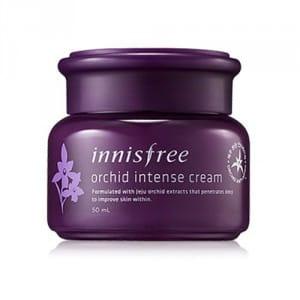 Крем для лица с экстрактом орхидеи Innisfree Orchid Intense Cream 50ml