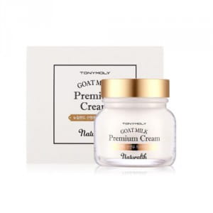 Tony Moly Naturalth Goat Milk Premium Cream 60ml