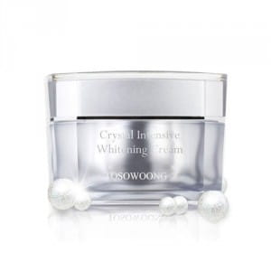 TOSOWOONG Crystal Intensive Whitening Cream 50g (50% SALE)