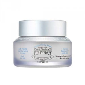 THE FACE SHOP The Therapy Anti-Aging Moisturizing Cream 50ml