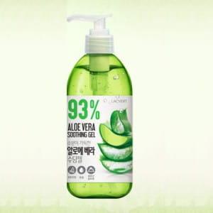 LACVERT Aloe Vera Soothing Gel 93% 300ml