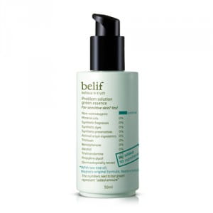 [L] BELIF Problem Solution Green Essence 50ml