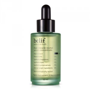 [L] BELIF Peat Miracle Revital Serum Concentrate 30ml