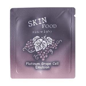 Эмульсия  с платиной и виноградом Skinfood Platinum Grape Cell Emulsion 1ml*10ea