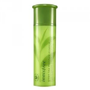 Эссенция для лица с экстрактом зеленого чая  Innisfree Green Tea Moisture Essence 50ml