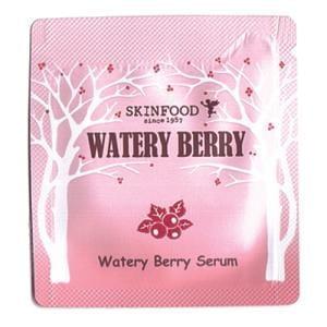 Сыворотка  с экстрактом ягод  Skinfood Watery Berry Serum * 10EA