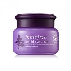 Увлажняющий крем под глаза с экстрактом орхидеи Innisfree Orchid Eye Cream 30ml