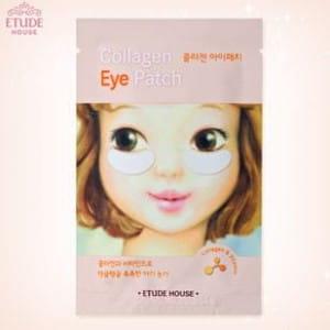 Коллагеновые патчи под глаза  Etude House Collagen eye patch