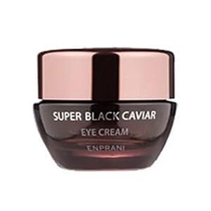Крем под глаза с чёрной икрой Enprani Super Black Caviar Eye Cream 25ml