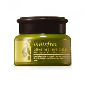 Крем под глаза с оливковым маслом Innisfree Olive Real Eye Cream 30ml