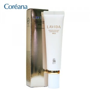 Coreana Lavida Sun Solution Daily Super Moisture 60ml (SPF36/PA++)