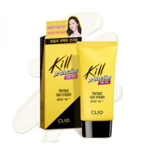 CLIO Kill Protection Perfect Sun Cream SPF50+ PA+++ 50ml