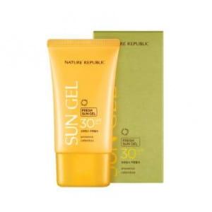 NATURE REPUBLIC Provence calendula Fresh Sun Gel SPF30 PA++ 57ml