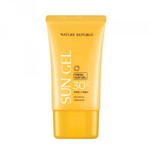 Солнцезащитный крем NATURE REPUBLIC Provence Calendula Fresh Sun Gel SPF30 PA++ 57ml