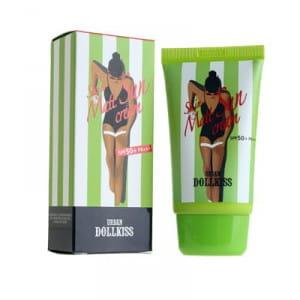 Urban Dollkiss Skin Matt Sun Cream SPF50+ PA+++, 50g