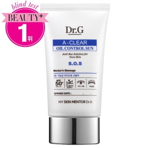 DR.G A-Clear Oil Control Sun 50ml