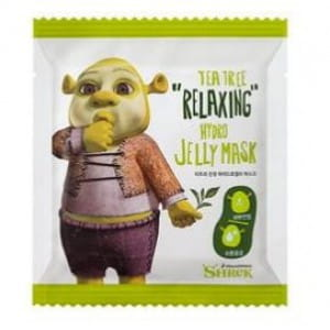 Dreamworks [Shrek] Tea tree relaxing hydro jelly mask