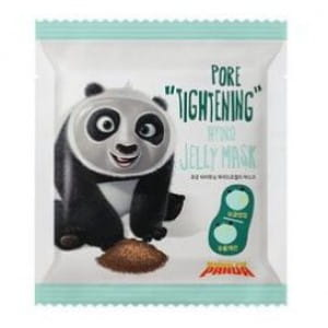 Dreamworks [KUNGFU PANDA] Pore tightening hydro jelly mask