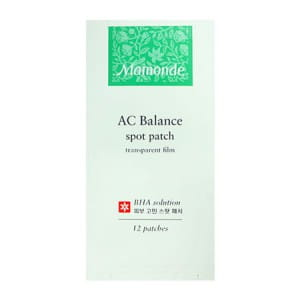 MAMONDE AC Balance Spot Patch 12ea