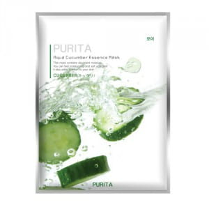 PURITA Aqua Cucmber Essence Mask 22g*10ea