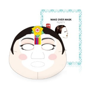 BRTC Makeover Mask 20g*10sheets