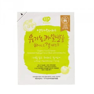 whamisa ORGANIC FRUIT HYDROGEL MASK
