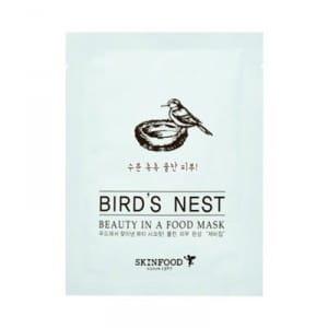 SKINFOOD Beauty in a food mask sheet BIRD'S NEST