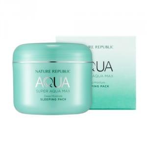 NATURE REPUBLIC Super Aqua Max Deep Moisture Sleeping Pack 100ml