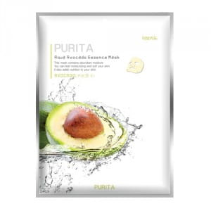 PURITA Aqua Avocado Essence Mask 22g*10ea