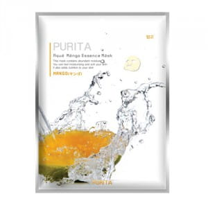 PURITA Aqua Mango Essence Mask 22g*10ea