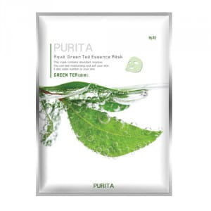 PURITA Aqua Green Tea Essence Mask 22g*10ea
