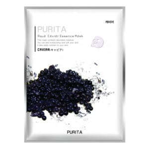 PURITA Aqua Caviar Essence Mask 22g*10ea