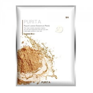 PURITA Aqua Red Clay Essence Mask 22g*10ea