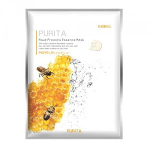 PURITA Aqua Propolis Essence Mask 22g*10ea