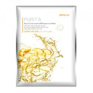 PURITA Aqua Coenzyme Q10 Essence Mask 22g*10ea