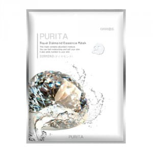 PURITA Aqua Diamond Essence Mask 22g*10ea