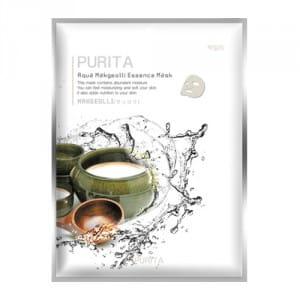 PURITA Aqua Makgeolli Essence Mask 22g*10ea