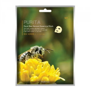 PURITA Aqua Bee Venom Essence Mask 22g*10ea