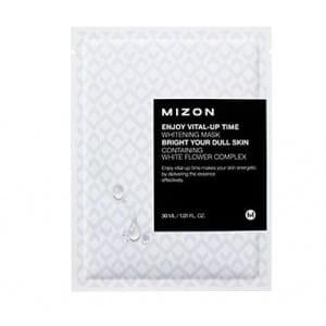 MIZON Enjoy Vital - up Time Whitening mask