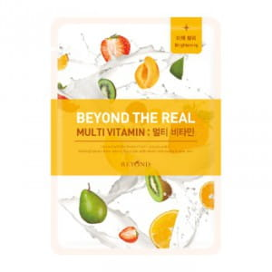 BEYOND The Real Multi Vitamin Mask Sheet 20ml*5ea