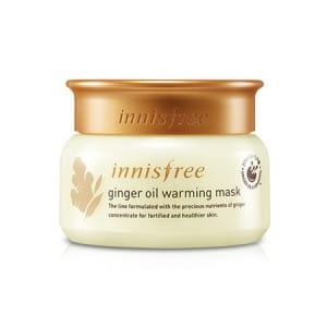 INNISFREE Ginger Oil Warming Mask 80g
