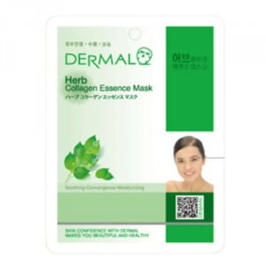 DERMAL Herb Collagen Essence Mask 23g