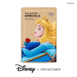THE FACE SHOP Sleeping Beauty Recovery Face Mask 25g (Disney edition)