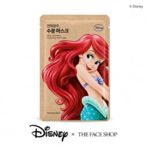 THE FACE SHOP Little Mermaid Hydrating Face Mask 25g (Disney edition)