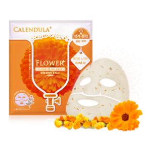 MEDIHEAL Flowater Gel Mask Calendula 1box (10pcs)