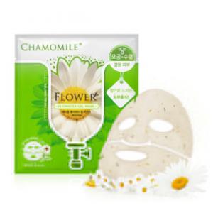 MEDIHEAL Flowater Gel Mask Chamomile 1box (10pcs)