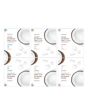 INNISFREE Coconut Bio Cellulose Mask 22ml*1ea