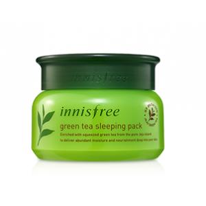 INNISFREE Green Tea Sleeping Pack 80ml